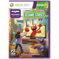 Microsoft Sesame Street TV (Kinect for Xbox 360)