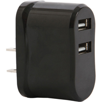 Vivitar Dual USB 2.0 High Speed Wall Charger