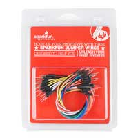 SparkFun Electronics Jumper Wires 30-Pack