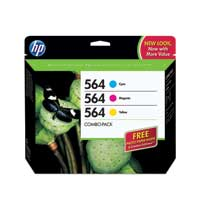 HP 564 CMY Ink Catridge Photo Pack