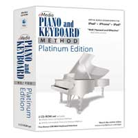 eMedia Piano and Keyboard Method Platinum Mac Edition