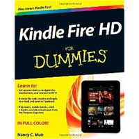 Wiley KINDLE FIRE DUMMIES 2/E