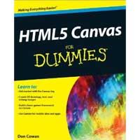 Wiley HTML5 CANVAS FOR DUMMIES