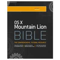 Wiley OS X MOUNTAIN LION BIBLE