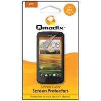 Qmadix 3-Pack Screen Protector for HTC One X