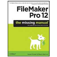 O'Reilly FILEMAKER PRO 12 MISSING