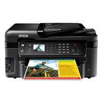 Epson WorkForce WF-3520 All-in-One Printer