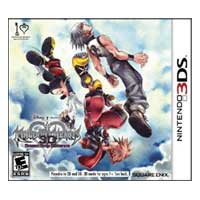 Square Enix Kingdom Hearts 3D: Dream Drop Distance (3DS)