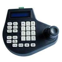 WinBook Security Remote Control Adjust the Speed of PTZ Manually/Automatically Control