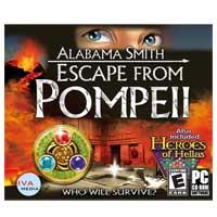 Alabama Smith: Escape From Pompeii (PC)