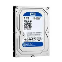 "WD Blue 1TB 7,200 RPM SATA III 6.0Gb/s 3.5"" Internal Hard Drive WD10EZEX - Bare Drive"