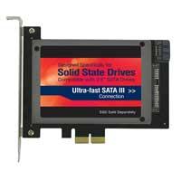 Apricorn Apricorn Velocity Solo x2 PCIe 2.0 x2 to SATA 6Gb/s Solid State Drive Adapter