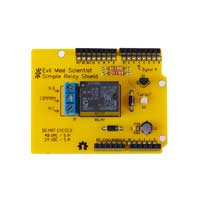 Evil Mad Science Relay Shield Kit for Arduino