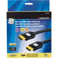 Just Hook It Up High Speed HDMI Cable with Ethernet (25ft.)