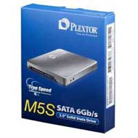 "Plextor M5s PX-128M5S 128GB SATA III 6.0Gb/s 2.5"" Internal Solid State Drive (SSD) with Marvell 88SS9174 Controller"
