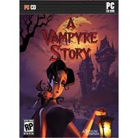 DreamCatcher A Vampyre Story (PC)