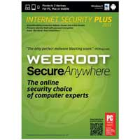 Webroot Software WSA Internet Security Plus (PC)