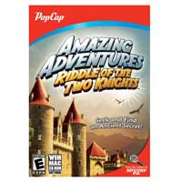 Popcap Amazing Adventures: Riddle of two Knights (PC)