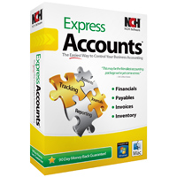 NCH Software Express Accounts (PC/Mac)