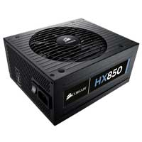 Corsair HX Series HX850 850 Watt ATX 12V Modular Power Supply