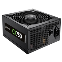 Corsair CX Series CX750 750 Watt ATX 12V Power Supply