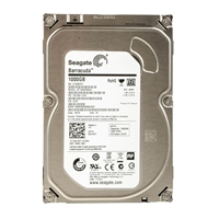 "Seagate Barracuda 7200.12 1TB SATA 6.0Gb/s 3.5"" Internal Hard Drive ST31000524AS - Bare Drive"