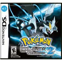 Nintendo Pokemon Black Version 2 (DS)