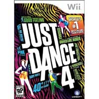 Ubisoft Just Dance 4 (Wii)