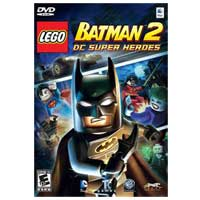 Feral LEGO Batman 2: DC Super Heroes (Mac)