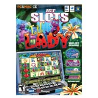 Masque IGT Slots: Lil' Lady (PC/Mac)