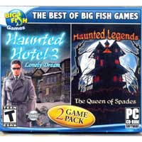 Activision Haunted Hotel 3 &4  2-Pack (PC)