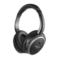 Creative Labs HN-900 Noise-Canceling Over Ear Stereo Headphones