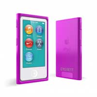 Cygnett FlexiGel Case for iPod Nano 7 - Blue