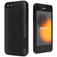 Cygnett UrbanShield Hard Case With Metal Cover for iPhone 5