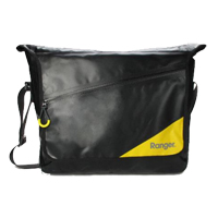 "Cygnett ElementProof Wetproof Messenger Bag for Laptops fits Screens up to 13.3"" - Black"