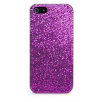 Cygnett Bling Case for iPhone 5 - Purple