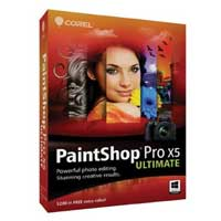 Corel PaintShop Pro X5 Ultimate (PC)