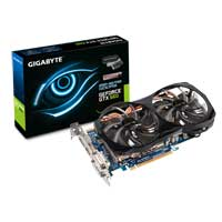 Gigabyte NVIDIA GeForce GTX 660 OC 2048MB GDDR5 PCIe 3.0 x16 Video Card