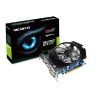 Gigabyte GV-N650OC-1GI NVIDIA GeForce GTX 650 HD Experience Series OC 1024MB GDDR5 PCIe 3.0 x16 Video Card
