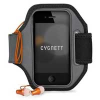 Cygnett Action Armband for iPhone 5 - Black