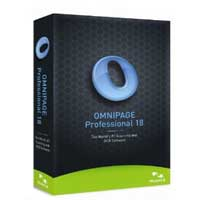 Nuance OmniPage Professional 18 - Upgrade (PC)