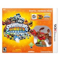Activision Skylanders Giants Portal Owners Pack (3DS)