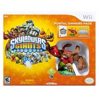 Activision Skylanders Giant Portal Owners Pack (Wii)