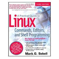 Prentice Hall A Practical Guide to Linux Commands, Editors, and Shell Programming, 3rd Edition