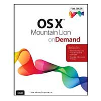 Sams OS X MOUNTAIN LION DEMAND