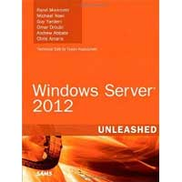 Sams WINDOWS SERVER 2012 UNLEA
