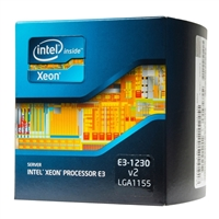 Intel Xeon E3 1230V2 3.3GHz LGA 1155 Boxed Processor