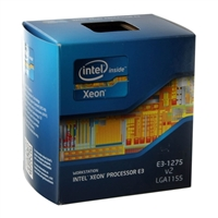 Intel Xeon E3 1275V2 3.5GHz LGA 1155 Boxed Processor