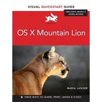 Sams OS X MOUNTAIN LION VQS