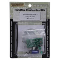 Nightfire SOLDERLESS BB PWR 9V SUPP